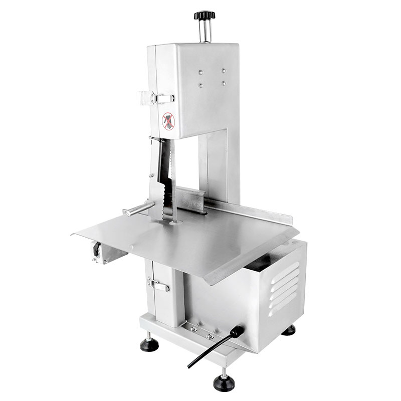 How to check the installation of the bone sawing machine?