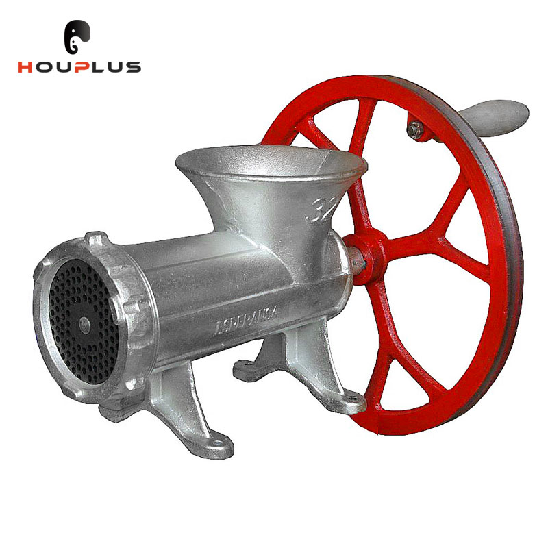 What are the repair and maintenance of the meat grinder?