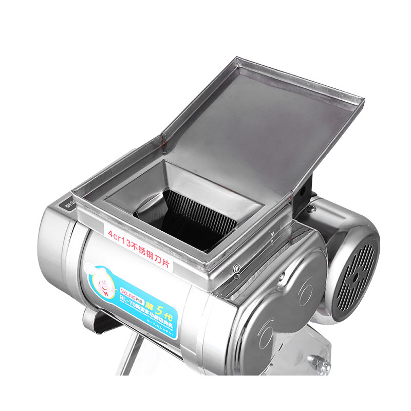 What are the advantages of the frozen meat slicer?